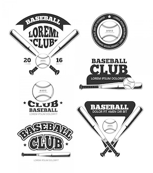 Esportes de beisebol vintage