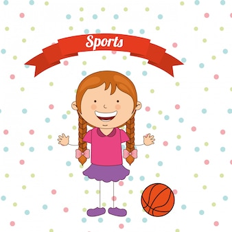 Esportes de crianças