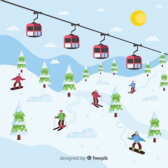 Esportes de inverno