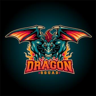 Esquadrão de dragões