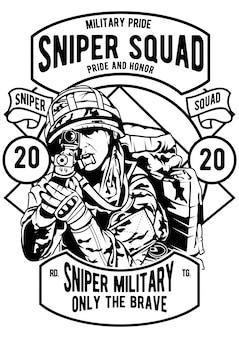 Esquadrão sniper