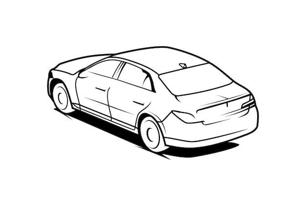 Esta ilustração é perfeita para serigrafia e adesivos ou logotipos