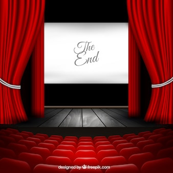Estágio do teatro