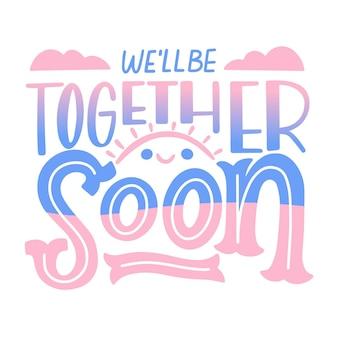 Estaremos juntos em breve letras