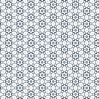 Estilo abstrato orgânico mínima padrão