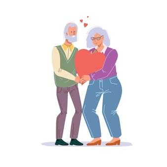 Estilo cartoon plana de amantes desfrutando de bons momentos juntos