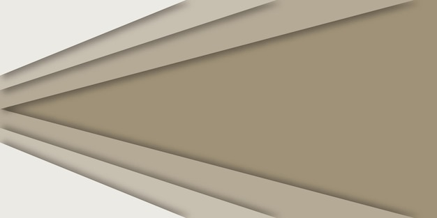 Estilo de papel geométrico de fundo de negócios.