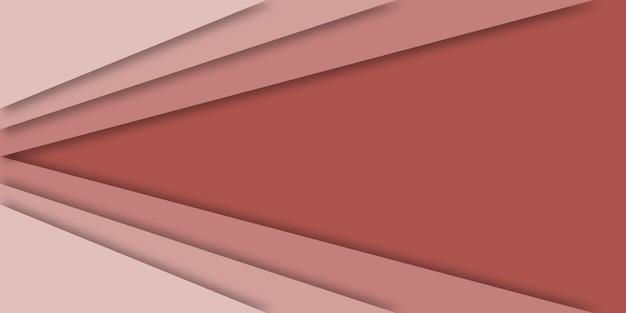 Estilo de papel geométrico de fundo moderno do modelo de negócios.
