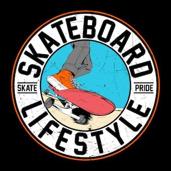 Estilo de vida de skate