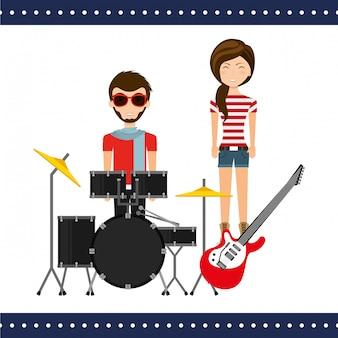Estilo de vida musical