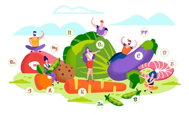 Estilo de vida saudável, escolha de alimentos orgânicos, vitaminas.