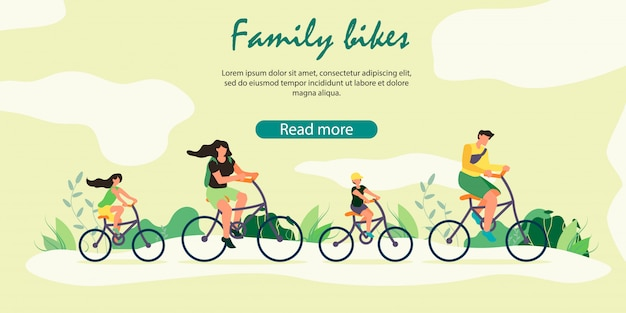 Estilo de vida saudável família feliz, atividade de esporte ao ar livre.