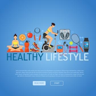 Estilo de vida saudável