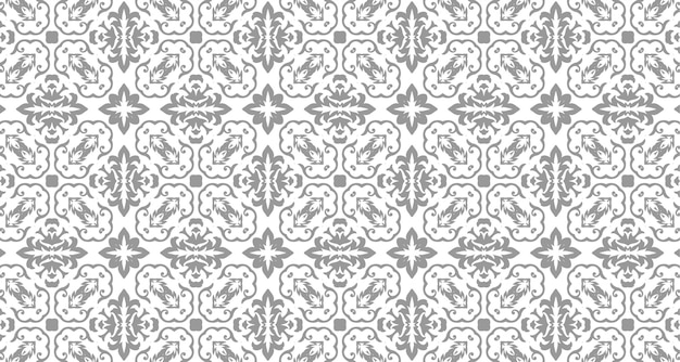 Estilo escuro abstrato padrão sem emenda