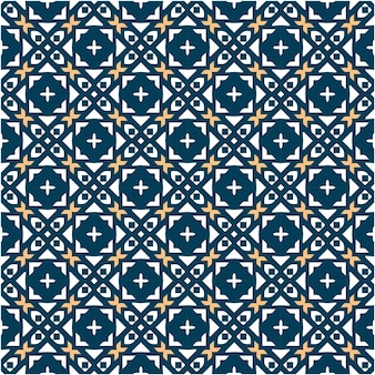 Estilo minimalista de design de padrão geométrico abstrato