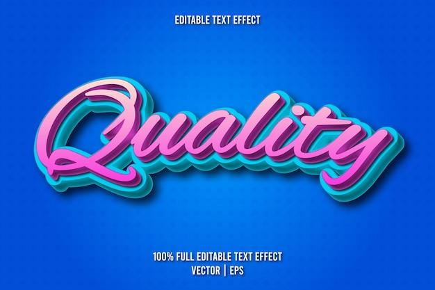Estilo retro com efeito de texto editável de qualidade