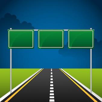Estrada rodovia