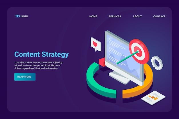 Estratégia de conteúdo conceitual