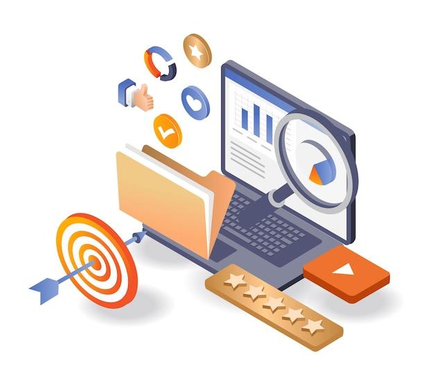 Estratégia de marketing digital e otimização de seo