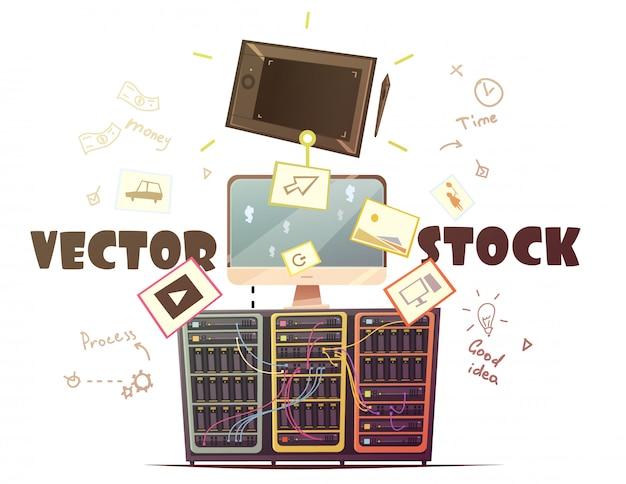 Estratégias de negócios para uma contribuição bem-sucedida e lucrativa com dinheiro e tempo