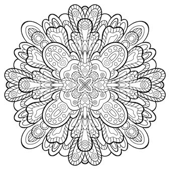 Estrela mandala