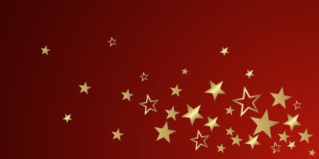 Estrelas de brilho de natal