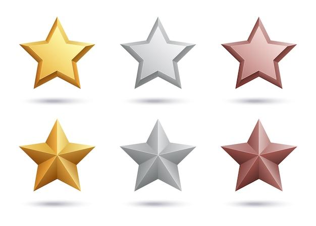 Estrelas realistas