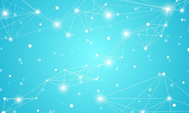 Estrutura molecular e comunicação; dna, átomos, neurônios