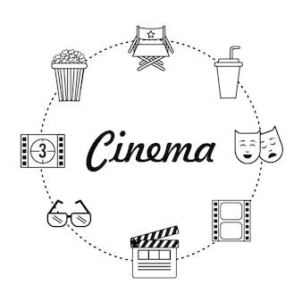 Estúdio de produção de ferramentas de cinematografia