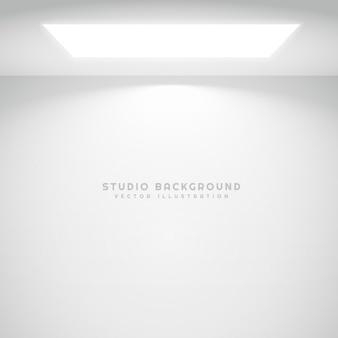 Estúdio luz de parede