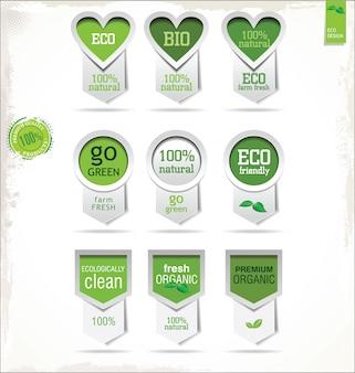 Etiqueta eco