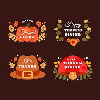 Etiquetas do instagram do dia de ação de graças