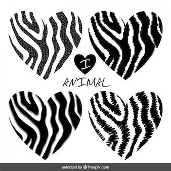 Eu amo animal print
