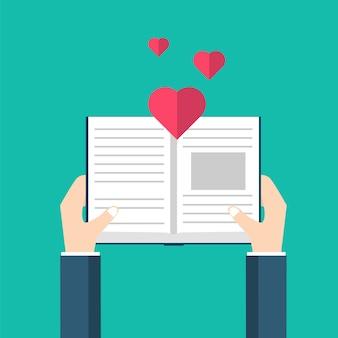 Eu amo ler