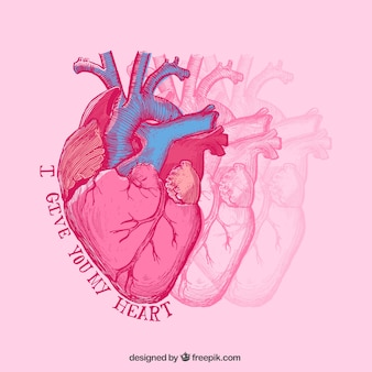Eu dou-te o meu coração