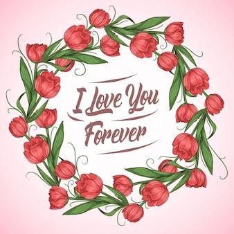 Eu te amo para sempre