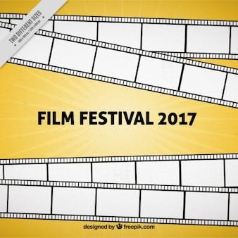 Evento de cinema 2,017 fundo