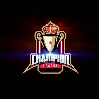 Evento de gaming sport league