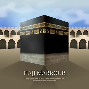 Evento de peregrinação islâmica