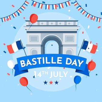 Evento do dia da bastilha