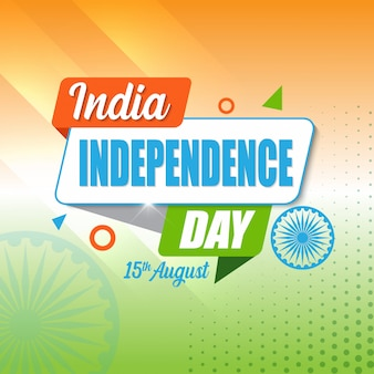 Evento do dia da independência da índia