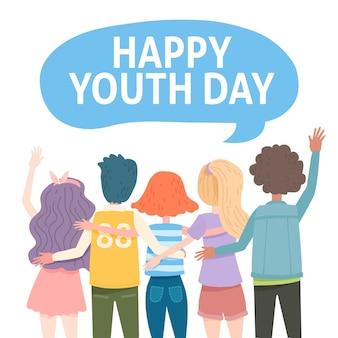 Evento do dia da juventude