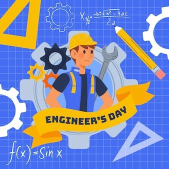 Evento do dia dos engenheiros