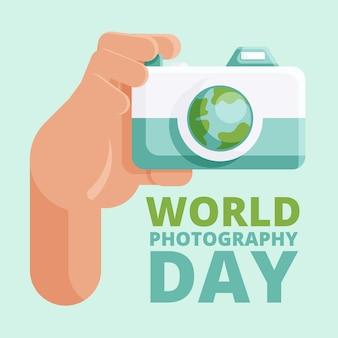 Evento do dia mundial da fotografia