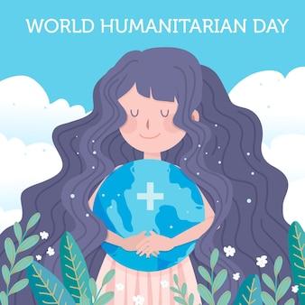 Evento do dia mundial da humanidade