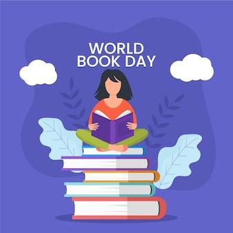 Evento do dia mundial do livro
