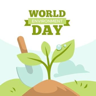 Evento do dia mundial do meio ambiente