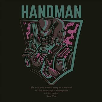 Exército handman