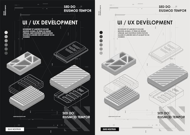 Experiência do usuário, interface do usuário em e-commerce.
