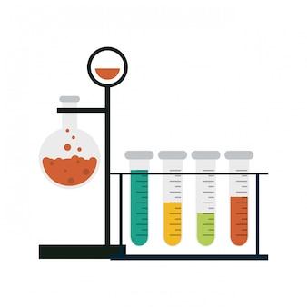 Experimentos científicos e investigação
